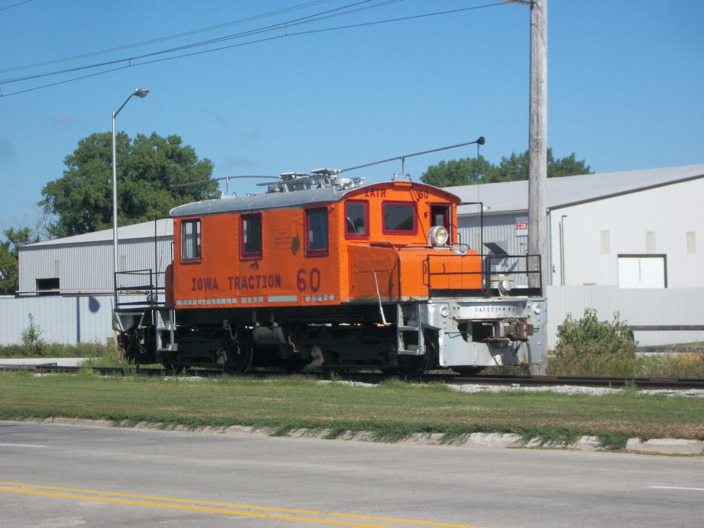 Iowa traction motor 60 by cnw8646 on deviantart for Electric motors of iowa city