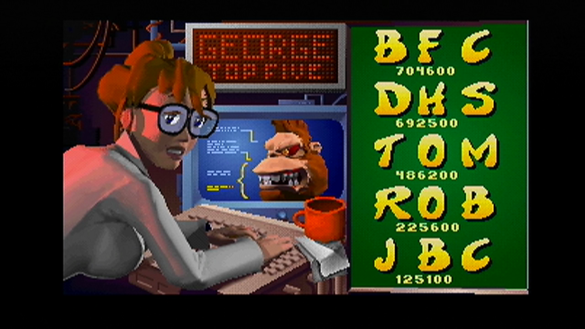 Rampage World Tour Idle Screen 5 Dr Veronica By