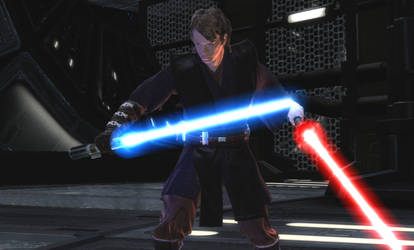 The Chosen One : Balance of the Force