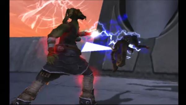 Dark Lord's Assault by DarthArchanist