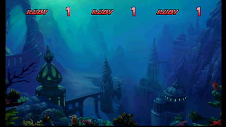 Atlantis Background : Project Time Flush by DarthArchanist