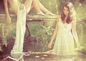 Secret Forest by angelvargas