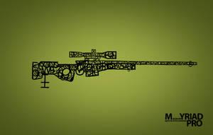 Myriad Pro - Magnum by adityaputu