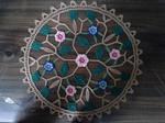 Sukura Flower Doily