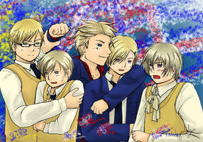 Nordics- by Lime-Inoue