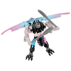 Silvervale x BW Silverbolt Digibash