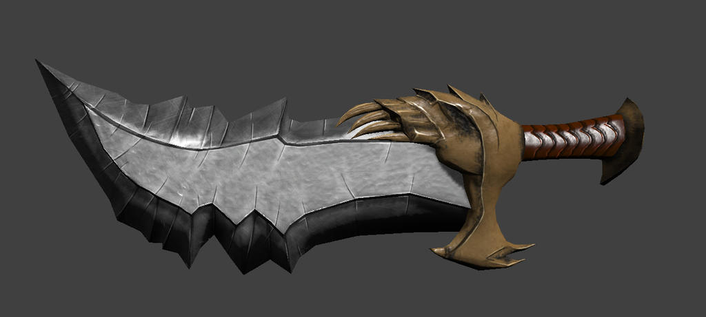 Blade of Chaos by demondeathx on DeviantArt