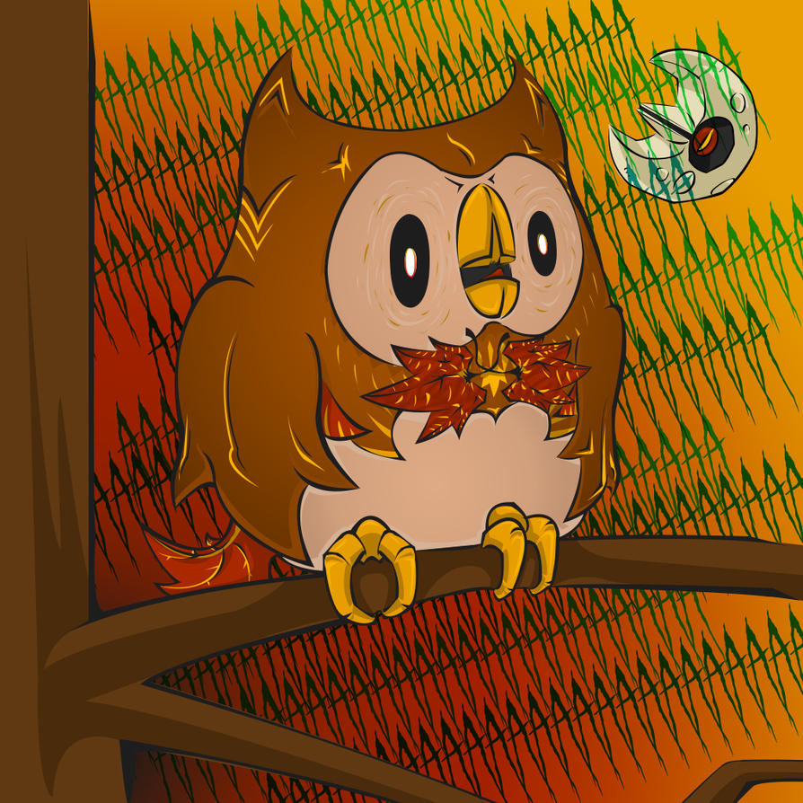 Autumn Rowlett by demondeathx