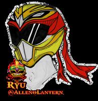 Ryu-Ranger by Allenolantern