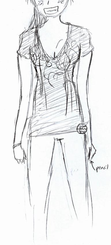 Crappy BOOBQUAKE Day sketch by Juunshi