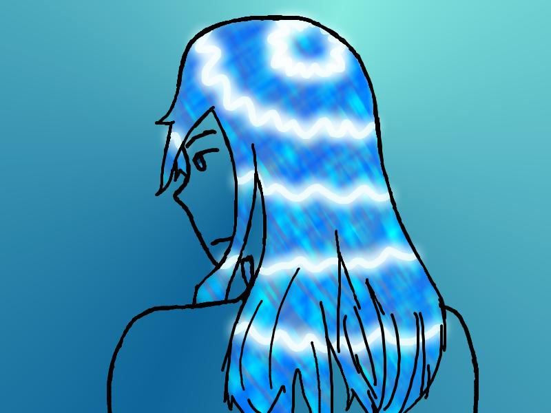 Bloo Hair v2 by Juunshi