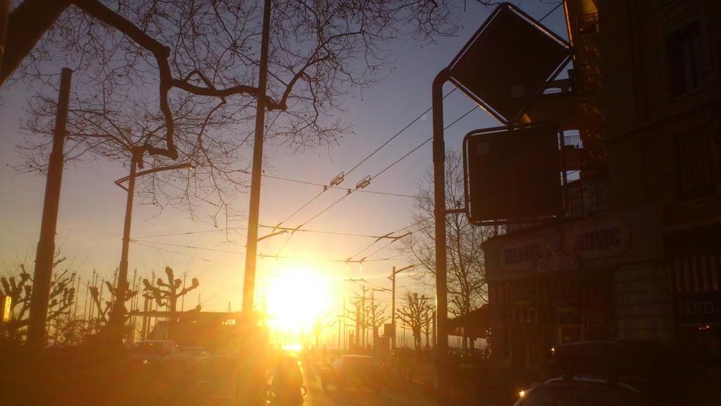 Sundown by Anorya