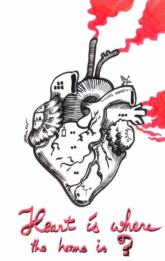 Heart by Anorya