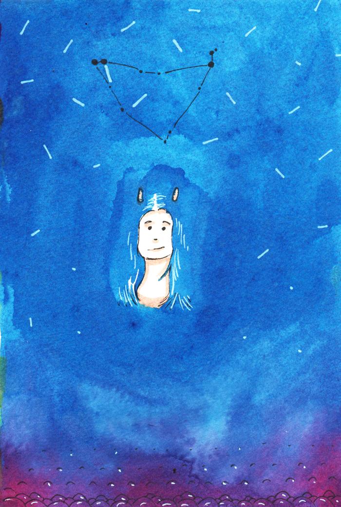 Capricorne by Anorya