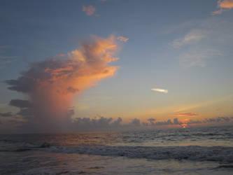 Tybee Island Sunrise 2 by graceofbass