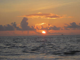 Tybee Island Sunrise 3 by graceofbass