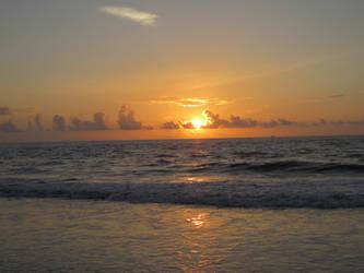 Tybee Island Sunrise by graceofbass