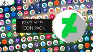 BKK'S APPS ICON PACK [Still adding] - 2016