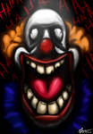 Clown by alextrinidad