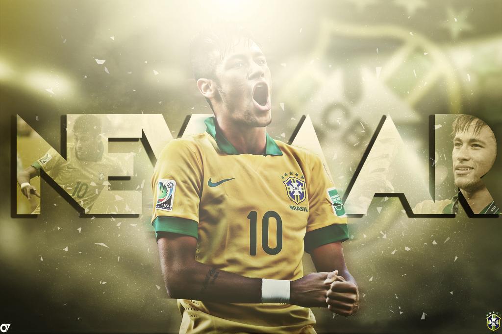 Neymar JR Wallpaper Sregunda Version By A7FotoGrafia