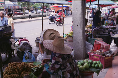 Chiang Mai, Thailand by MaryJosephine