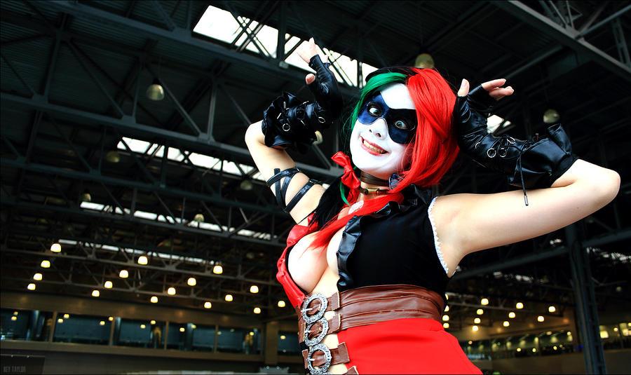 Harley Quinn #2 by KeyTaylor