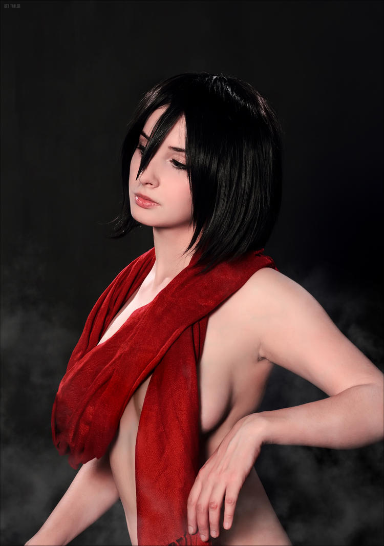 Mikasa Ackerman by KeyTaylor