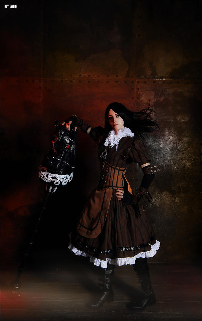 Alice Madness Returns by KeyTaylor