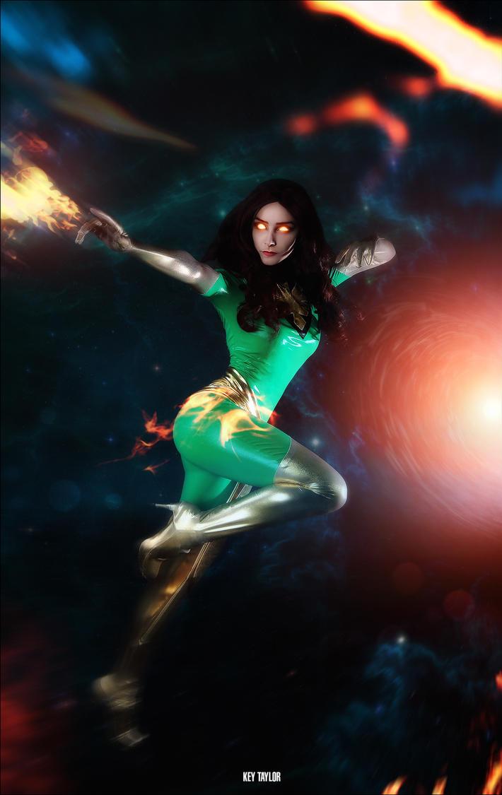 X-Men: Phoenix by KeyTaylor