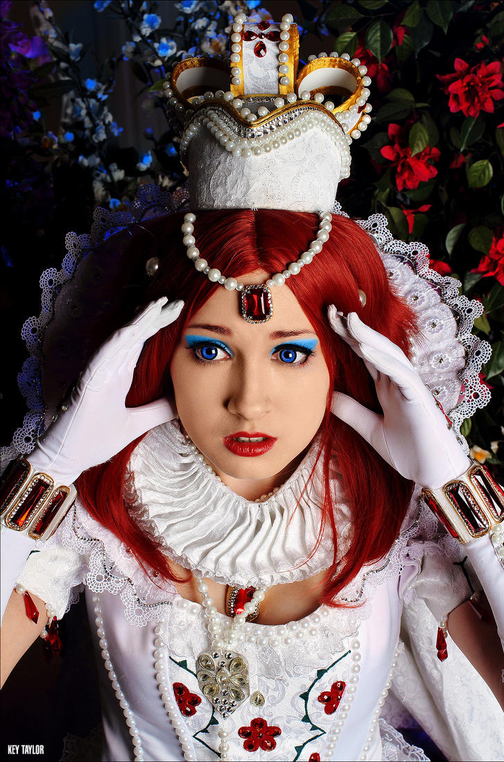 Trinity Blood - Esther Blanchett by KeyTaylor