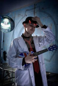 Dr Alto Clef (SCP)