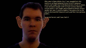 Nikolas Cruz, Born 2 Illegals, Adopted By Jackoffs by TheSkull31