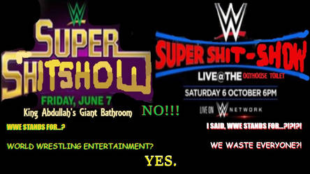 IF WWE WERE FULLY HONEST ABOUT THEIR PRODUCT... by TheSkull31