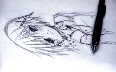 Yuno Hidamari Sketch by Rosebud-Warrior