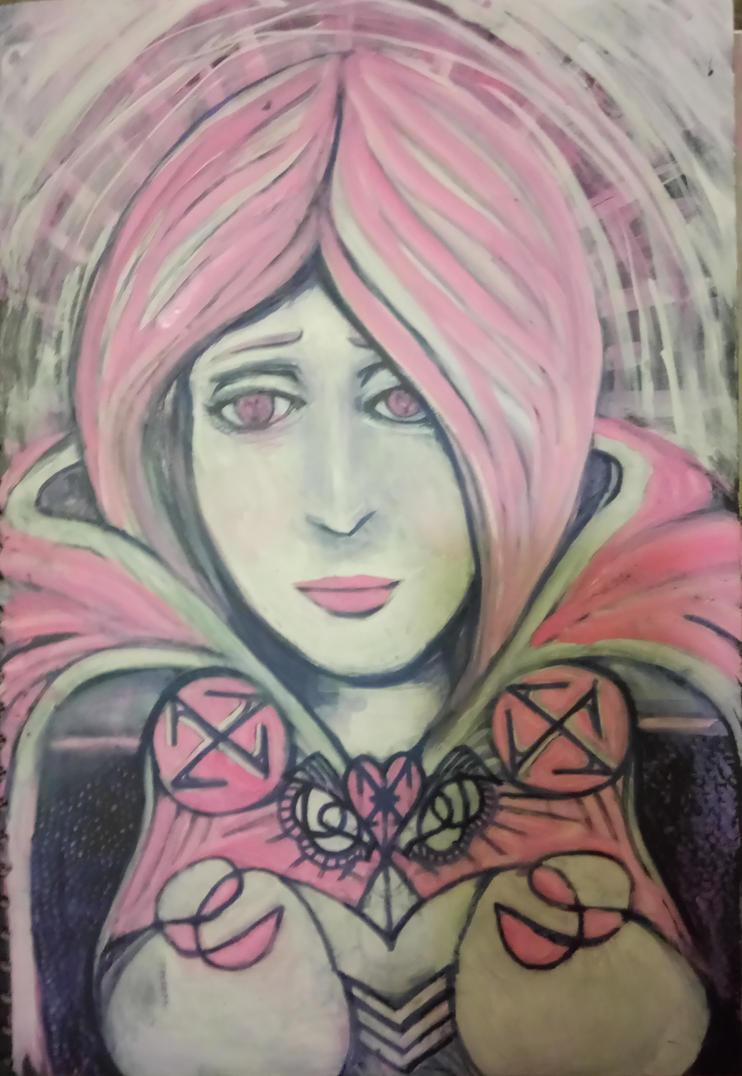Rosa the guerilla warrior by BARNEY17666