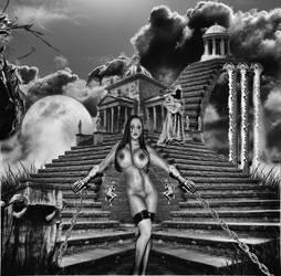 Dark Temple by Lynx-linx