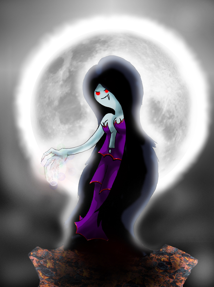 Marceline by crimsonbro