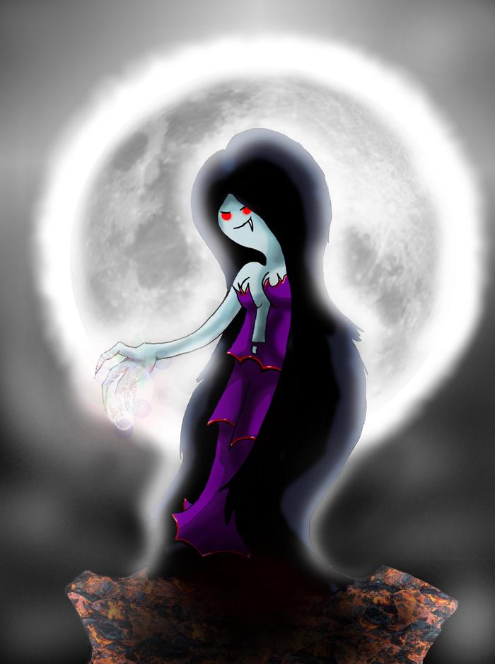 Marceline by crimsonbro