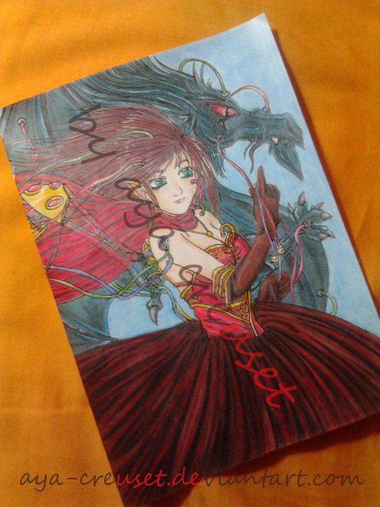 Yousei to Ryuubi by Aya-Creuset