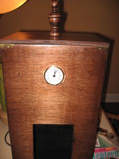 Steampunk- Clockbox View Dos by LimeyCricket