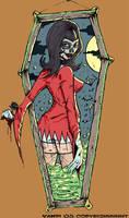 dead and loving it by DEADMONKEY