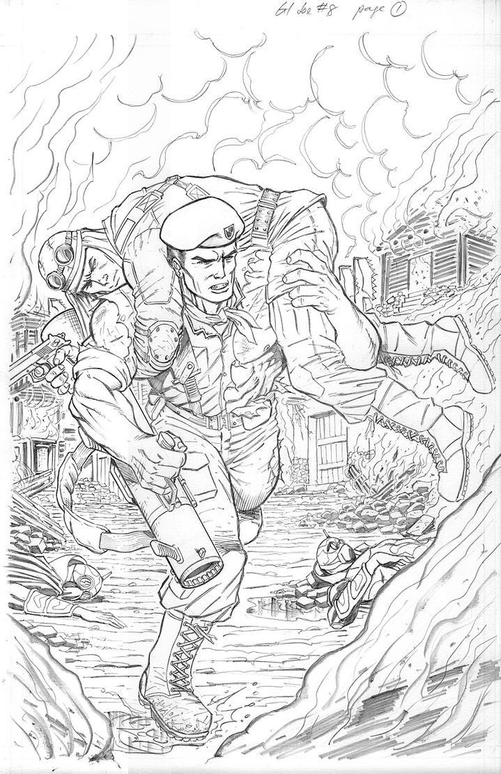 Line Art Là Gì : Gi joe battle of cobra la pg by sheldongoh on deviantart