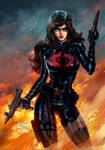 Baroness Painted