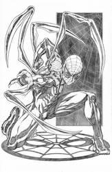 Spider-Men Series: Superior Spider-Man by SheldonGoh