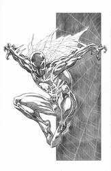 Spider-Men Series: Spider-Man 2099 by SheldonGoh
