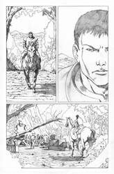 Grimm Fairy Tales #0 (Free Comic Book Day) pg1 by SheldonGoh