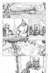Grimm Fairy Tales #0 (Free Comic Book Day) pg4 by SheldonGoh