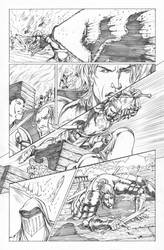 Grimm Fairy Tales #0 (Free Comic Book Day) pg8 by SheldonGoh