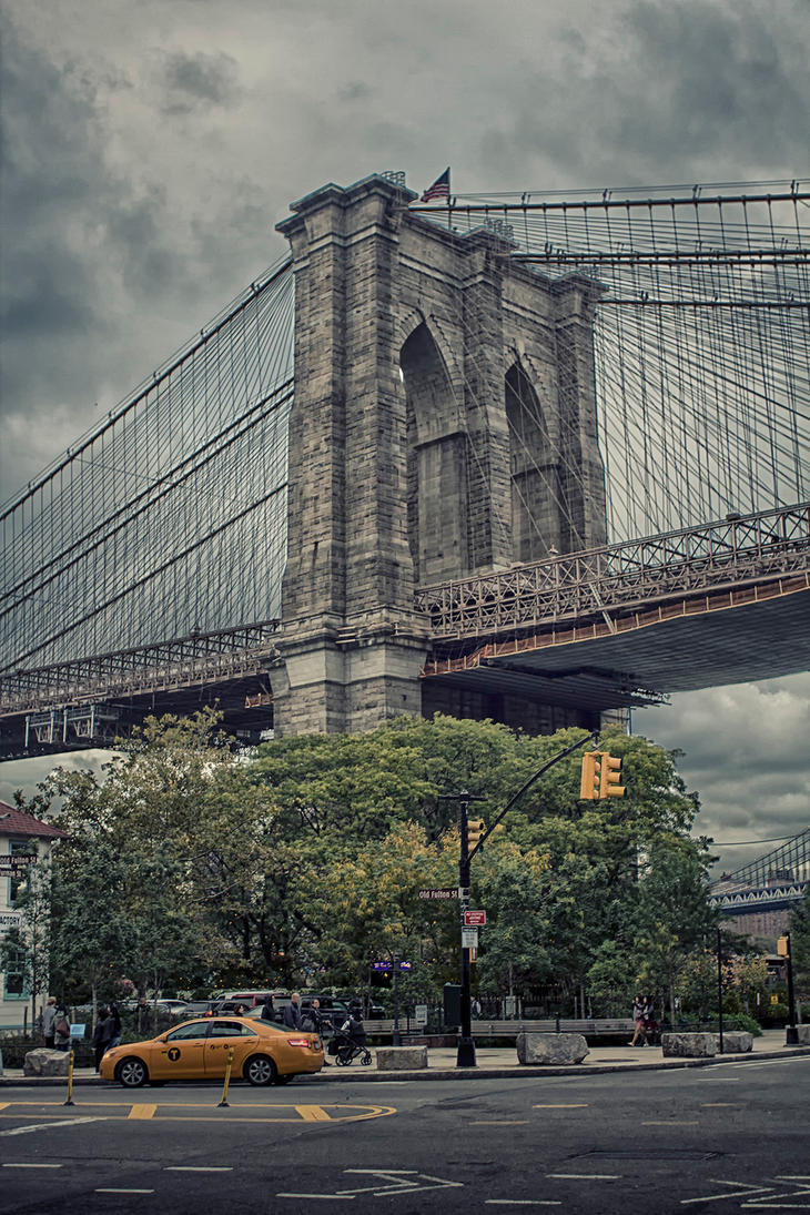 Brooklyn Bridge by jdblanco17