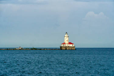 View From Navy Pier by jdblanco17